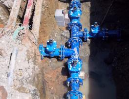 Visconti expert dans l'adduction d'eau potable